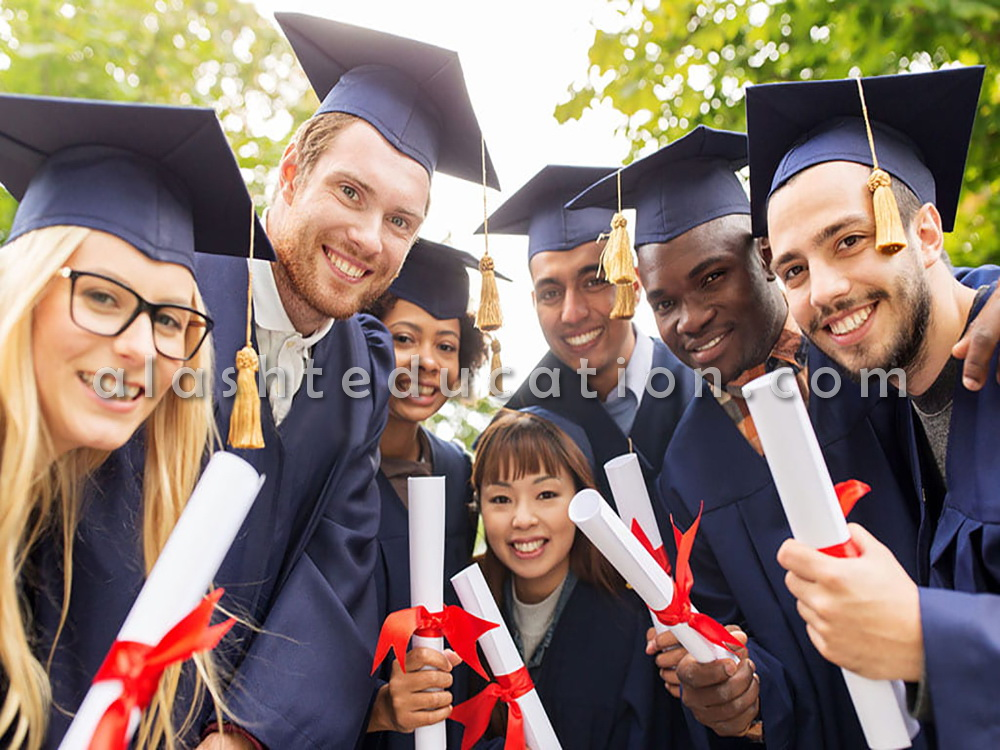 اخذ پذیرش تحصیلی کانادا مقطع کارشناسی ارشد
