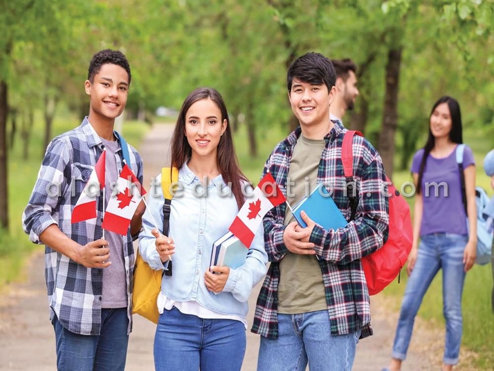 اخذ پذیرش تحصیلی کانادا مقطع کارشناسی