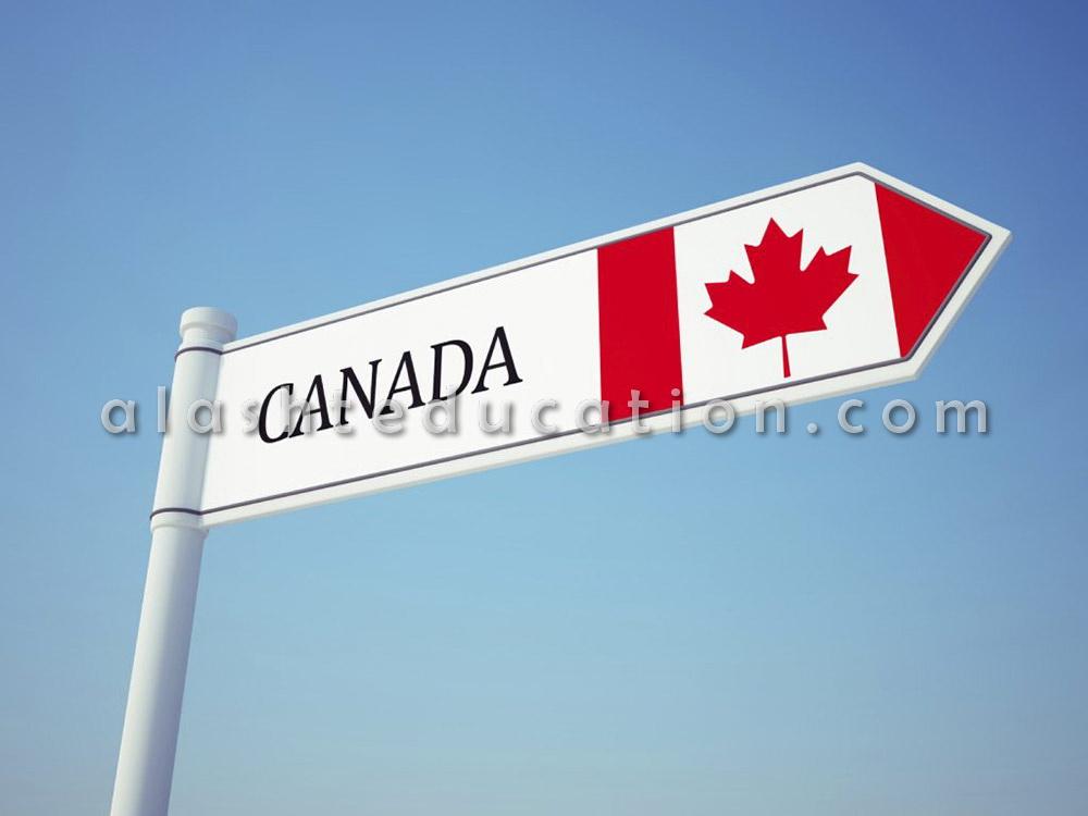 اقامت دانشجویی در کانادا