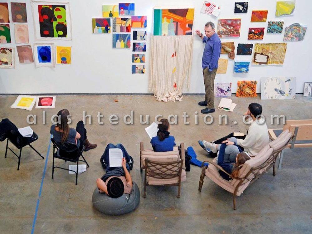 تحصیل در رشته هنر کانادا
