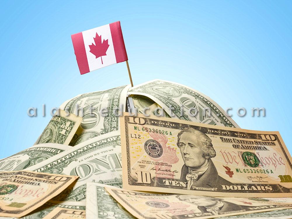 قیمت اقامت دانشجویی و تحصیل در کانادا