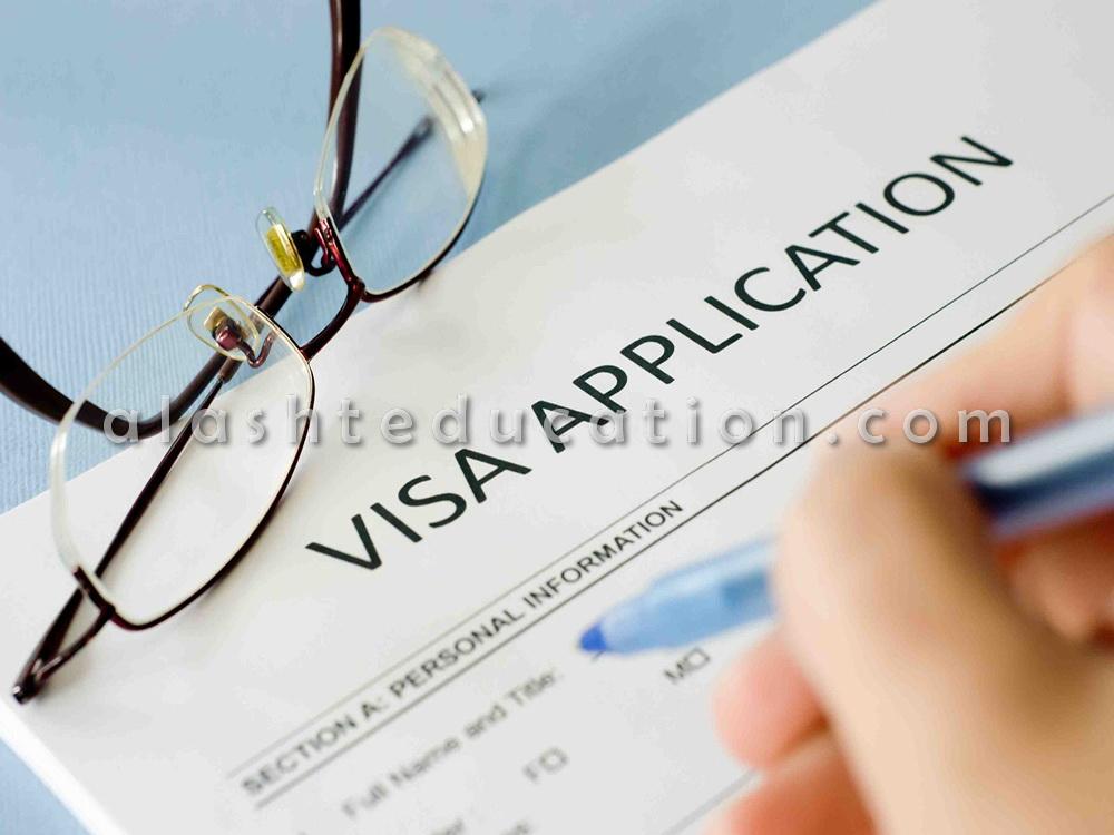 مدارک اخذ ویزای تحصیلی کانادا