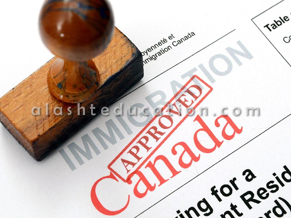 مدارک لازم اخذ پذیرش تحصیلی کانادا