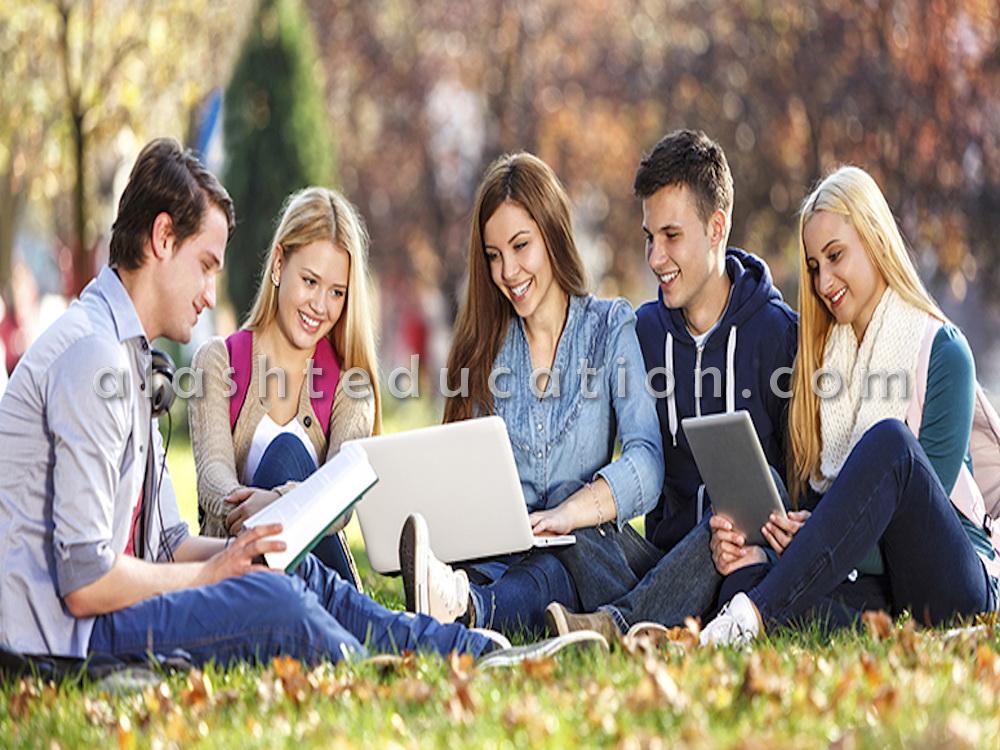 پذیرش دانشجویی در مقطع کارشناسی