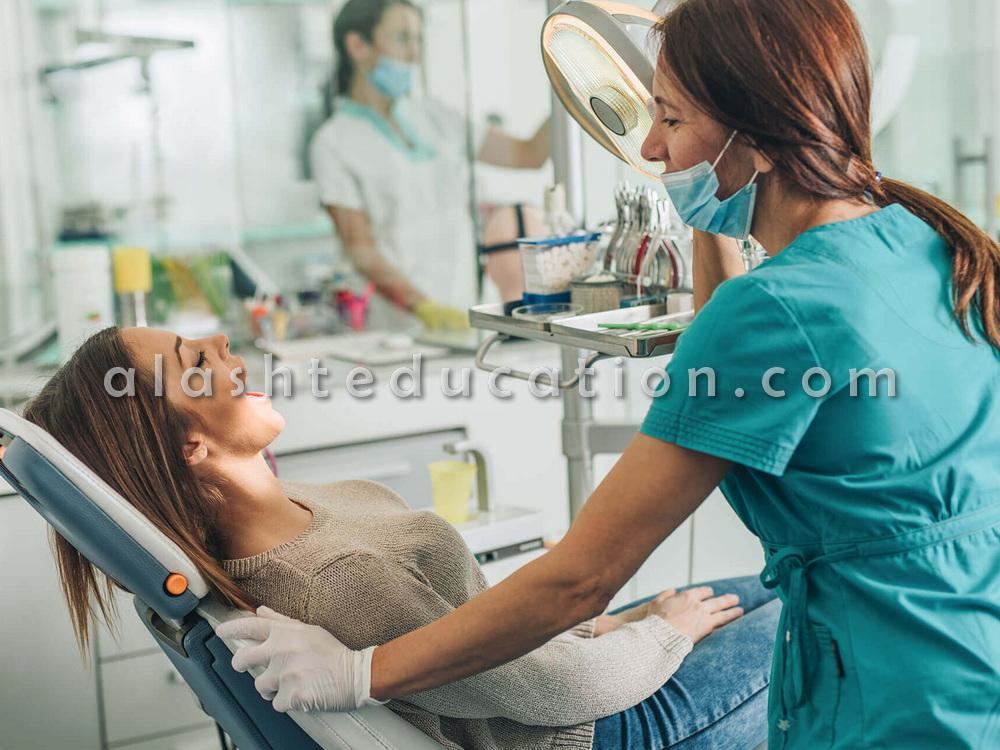 تحصیل در رشته دندان پزشکی کانادا