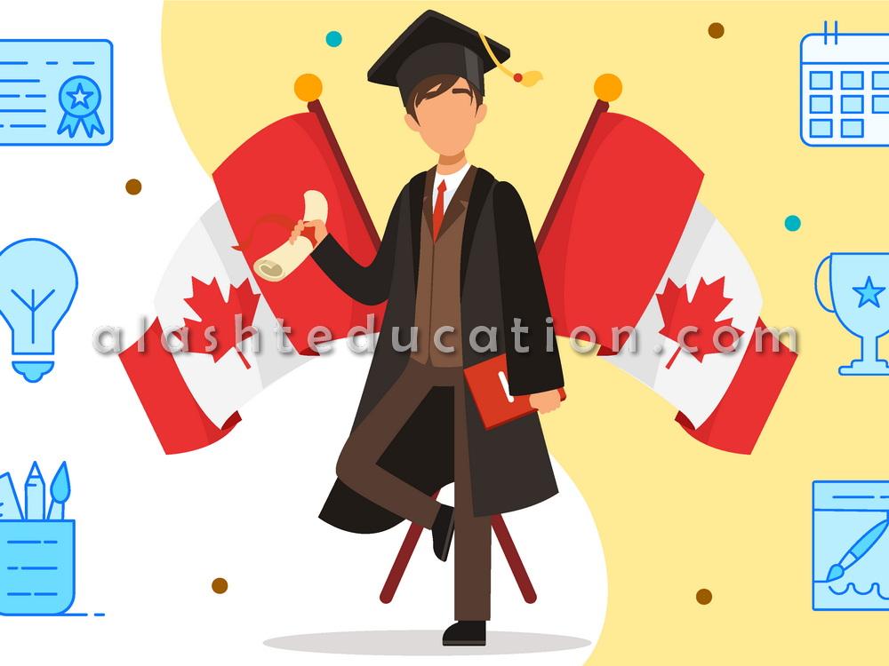 کانادا بهترین مقصد برای دانشجویانی که نیاز به کمک مالی دارند